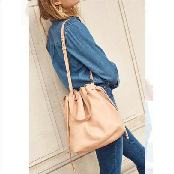3bff9facf Madewell Handbags - Madewell Medium Drawstring Transport Tote